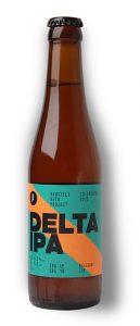 Delta IPA bottle shot Brew Haus Malta