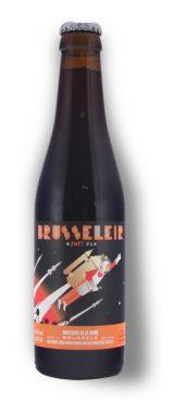 Brusseleir craft beer black IPA Malta Brew Haus