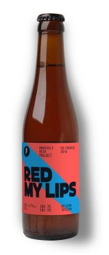 Red My Lips session IPA bottle shot Brew Haus Malta