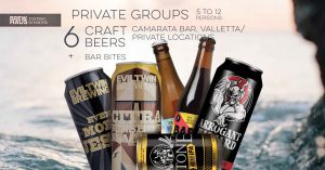 Brew Haus Tasting Session craft beer poster