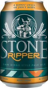 stone ripper pale ale 33cl can