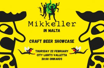brew haus event mikkeller in malta