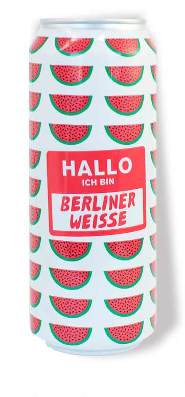 mikkeller brew haus watermelon sour fruit beer