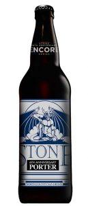 stone anniversary porter brew haus malta craft beer