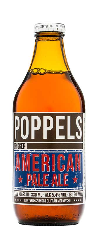 organic beer american pale ale poppels brew haus malta