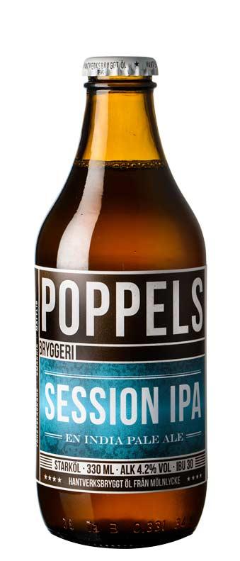 organic beer brew haus malta poppels session ipa