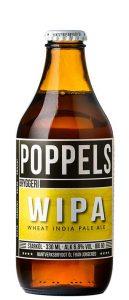 wheat ipa organic poppels brew haus malta