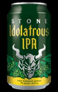 stone idolatrous ipa brew haus craft beer malta
