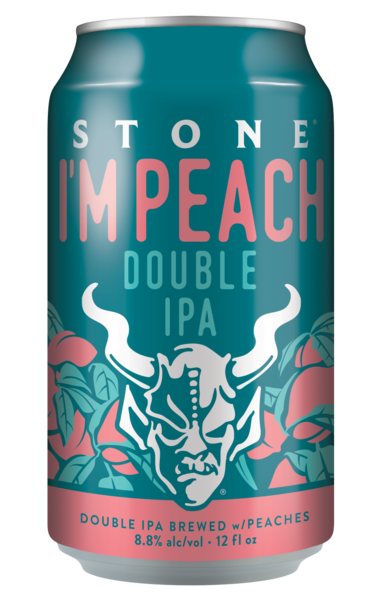 im peach double ipa brew haus malta craft beer stone