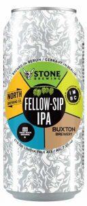 stone magic rock buxton collab fellow-sip IPA brew haus malta craft beer