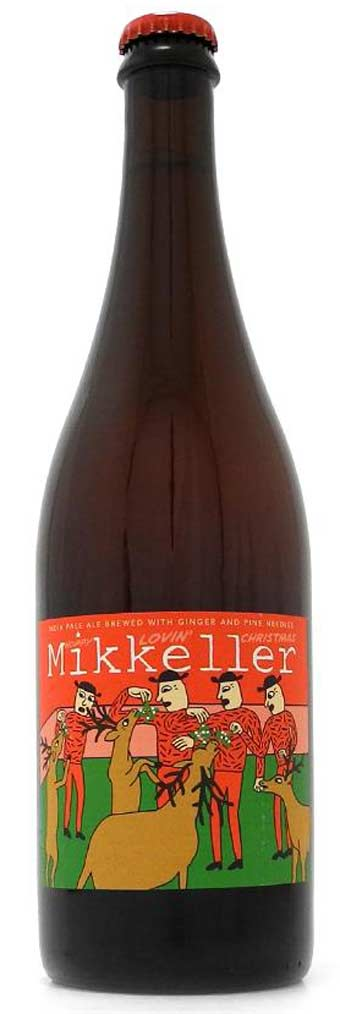 mikkeller brew haus xmas beer hoppy ipa