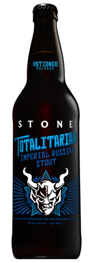Stone totalitarian russian imperial stout brew haus malta