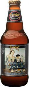 better half barrel aged founders malta brew haus craft beer