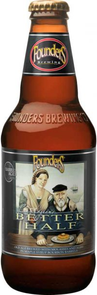 better half barrel aged founders malta brew haus craft beer