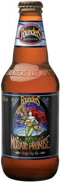 founders mosaic promise malta brew haus pale ale craft beer