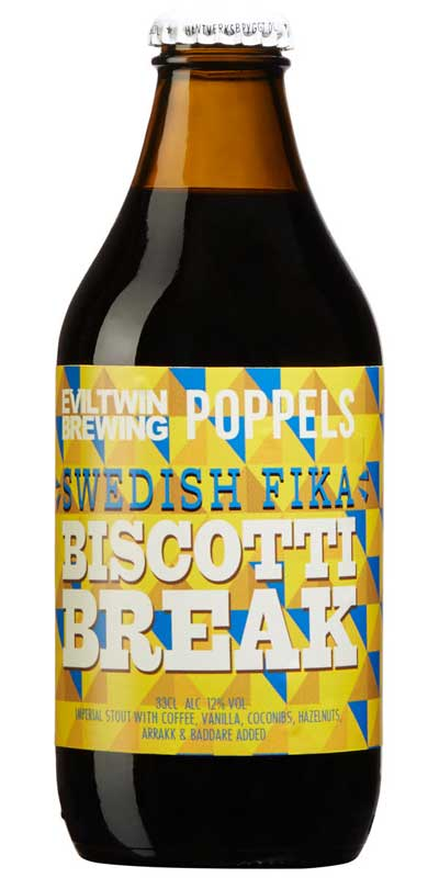 biscotti break poppels swedish fika rare beer brew haus malta