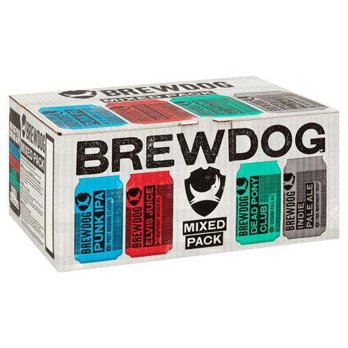 brewdog mixed pack craft beer malta