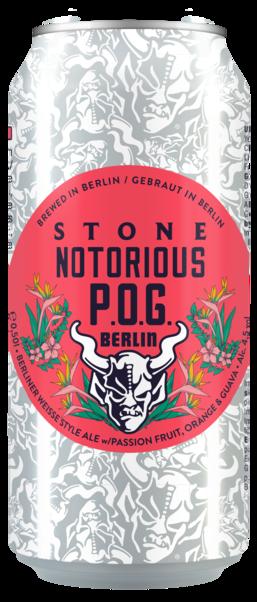 stone notorious pog brew haus malta craft beer