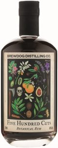 craft gin rum delivery home malta brewdog five hundred cuts