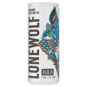 gin tonic delivery malta craft beverages lone wolf brewdog