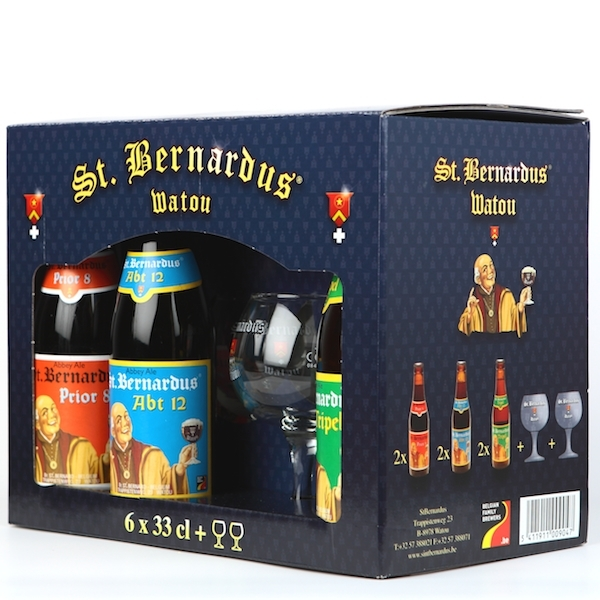craft beer gifts xmas present malta delivery st bernardus