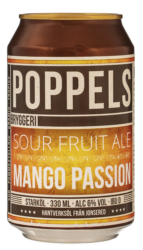 poppels mango sour craft beer malta delivery best prices