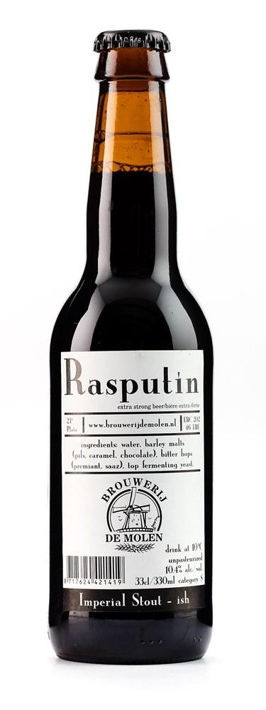 stout malta imperial rasputin high alcohol beer