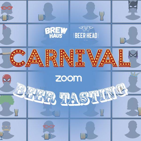 craft beer tasting malta online zoom