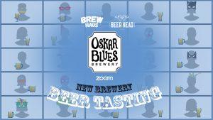 oskar blues beer tasting beer head brew haus malta beer event