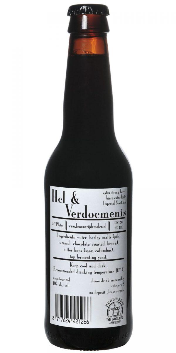 de molen imperial stout malta hel verdoemenis craft beer